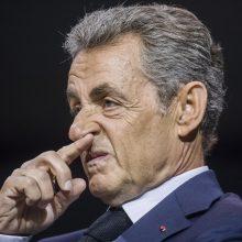 Buvęs Prancūzijos prezidentas gali atsidurti teisiamųjų suole