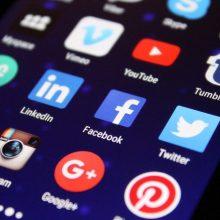 Rusija didina baudas nepageidaujamu turiniu internete besidominties vartotojams