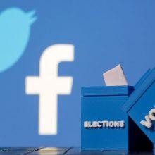 Ugandos valdžia liepė prieš rinkimus išjungti socialinius tinklus