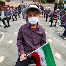 Irane užfiksuotas rekordinis COVID-19 atvejų šuolis
