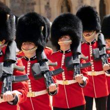 Britanijos gynybos finansavimas sieks nuo Šaltojo karo laikų nematytas sumas