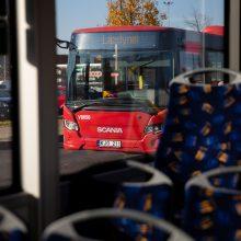 Vilniaus sankryžoje atnaujinamas eismas: kaip keisis viešojo transporto tvarkaraščiai?