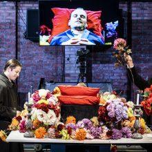 S. Čiučelis: šiandien teatro misija – grąžinti žmogui žmogiškumą
