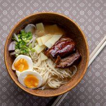 Savaitgalio pasilepinimui – ypatingas japoniškas patiekalas: idealiai tiks sotiems pietums