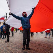 Baltarusių opozicija pateikė paraišką dėl Laisvės dienos minėjimo, žada laikytis įstatymų