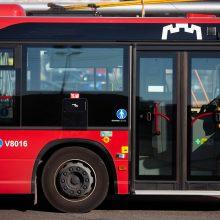 Augant vilniečių mobilumui viešasis transportas kursuos dažniau