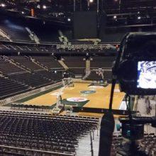 """""""Žalgirio"""" arena vėl atveria duris: sirgaliams siūloma įsigyti bilietus į dvejas rungtynes"""