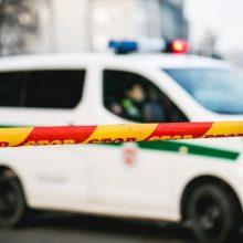 Sostinėje – šiurpus radinys: autobuse aptiktas mirusio vyro kūnas