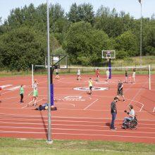 Sostinės sporto iniciatyvoms savivaldybė skyrė 0,7 mln. eurų finansavimą