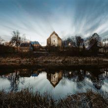 Lietuviško romano pėdsakais – po paslaptinguosius Kėdainius
