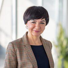 Į Vilniaus savivaldybės administracijos vadoves siūloma tarnautoja L. Koriznienė