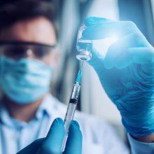Prezidentūra nesvarsto vakcinų iš trečiųjų šalių įsigijimo