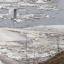 Aplinkos ministerija: ateityje potvyniai dažnės ne pavasarį, o po stichinių liūčių