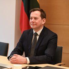 A. Pranckevičius: ES ir JAV turi imtis lyderystės reformuojant tarptautinę prekybos sistemą