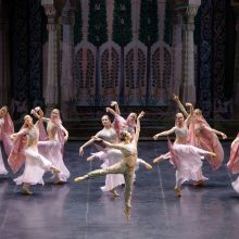 "LNOBT durys atsivers koncertu ""Baleto gala. Nepapasakotos istorijos"""