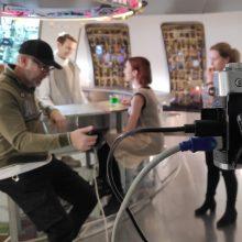 Teatras virtualiojoje realybėje: naujos formos
