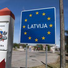 Latvijos vyriausybė uždraudė nebūtinas keliones į šalį