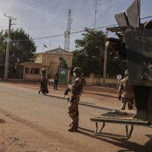 Malyje per išpuolį žuvo devyni karo policijos nariai