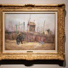 Aukcione Paryžiuje parduodamas V. van Gogho paveikslas