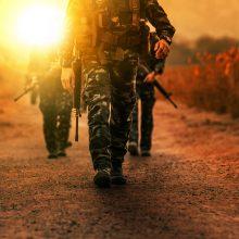 """Vokietija sveikina """"bendrus interesus atitinkantį"""" JAV karių išvedimo sustabdymą"""