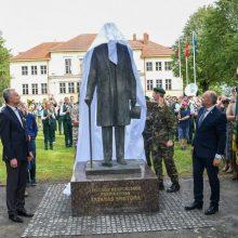 Vilniaus taryba pritaria idėjai pastatyti paminklą A. Smetonai, tačiau siekia būti įtraukta į konkurso komisiją
