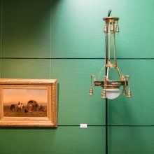 Ekskursijoje muziejuje – brolių Tilmansų palikimas