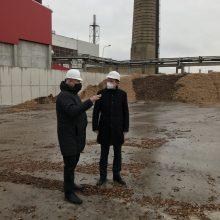 """Bendrovė """"Klaipėdos energija"""": naujos aikštelės – pigesniam biokurui"""