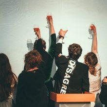 Aktorė J. Burakaitė: festivalis mums suteikia galimybę susitikti