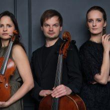 """""""Beethovenas ir trys Baltijos autoriai"""": koncertas vyks be publikos"""
