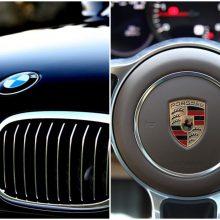 """Detalių vagys grįžo į Klaipėdą: taikinyje – BMW ir """"Porsche"""" automobiliai"""