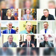 Į valdžią – ne iš centro: klaipėdiečiai būti ministrais nesiveržia