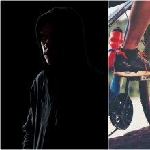 Dieną apkartino vagys: iš daugiabučio laiptinės pavogė brangų dviratį