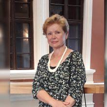 E. Matulionienei – Kultūros ministerijos premija: įvertinta už tautinių kostiumių populiarinimą