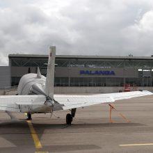 Atsinaujina Palangos oro uostas: rekonstrukcija prasidės jau kitais metais
