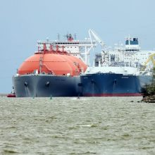 Į SGD terminalą krovinį atgabens naujas dujovežis