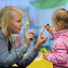Pokyčiai Klaipėdos darželiuose: daugės auklėtojų etatų