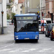 Dėmesio: Klaipėdoje keičiasi autobusų maršrutai ir tvarkaraščiai