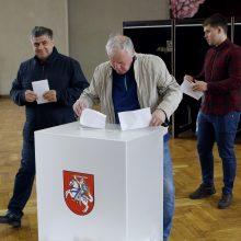Po Seimo rinkimų gali būti permainų ir miesto taryboje