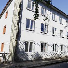 Remontas pasibaigė: Klaipėdoje atidarys atnaujintus nakvynės namus