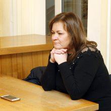 Kovotojai su tarša – antras nuosprendis: pripažinta kalta