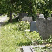 Dėl apleistų kapaviečių – įspėjimai: artimųjų prašo susitvarkyti