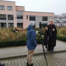 Pandemija neužgožė gerumo: labdaros projekto metu Klaipėdos licėjus surinko 100-tūkstantąją auką