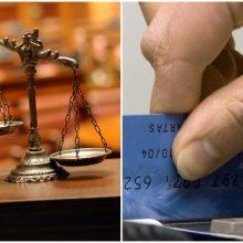 Teismas: po sutuoktinio mirties jo banko kortele naudojusis moteris nenusikalto