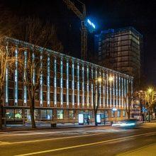 Klaipėdos muzikinis teatras miestui dovanoja šviesą