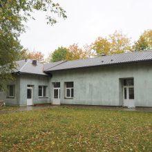 Nakvynės namai Kretingoje turi naują rangovą: statybos darbus baigs iki pavasario