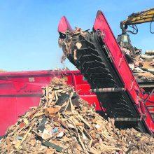 Didžiosioms atliekoms surinkti – dar viena aikštelė