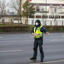 Kelių eismo taisyklių pažeidimai Klaipėdoje: važinėja net girti dviratininkai