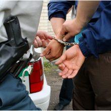 Klaipėdoje sulaikytas vyras: įtariama, vogė pinigus iš neužrakintų butų ir įmonių