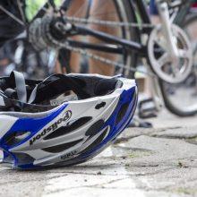 Uostamiestyje sužalotas vyras, dviračiu važiavęs per pėsčiųjų perėją