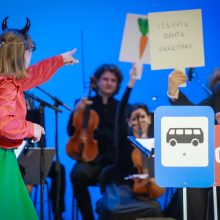 """Festivalis """"Salve Musica"""" atvers šventinių koncertų lobyną"""